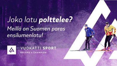 HTML5 Vuokatti Sport